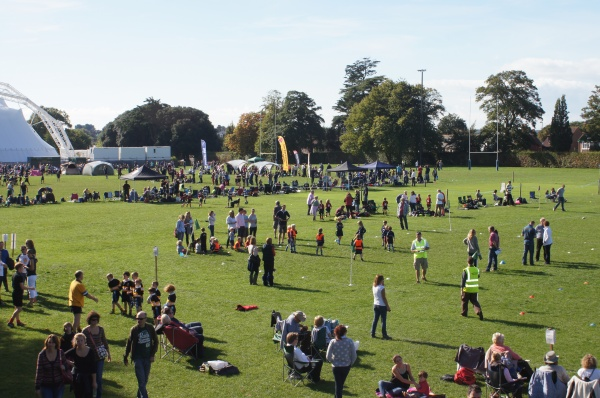 Tag Rugby Festival