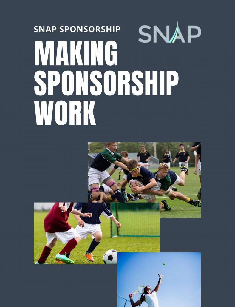 Making Sponsorship Work