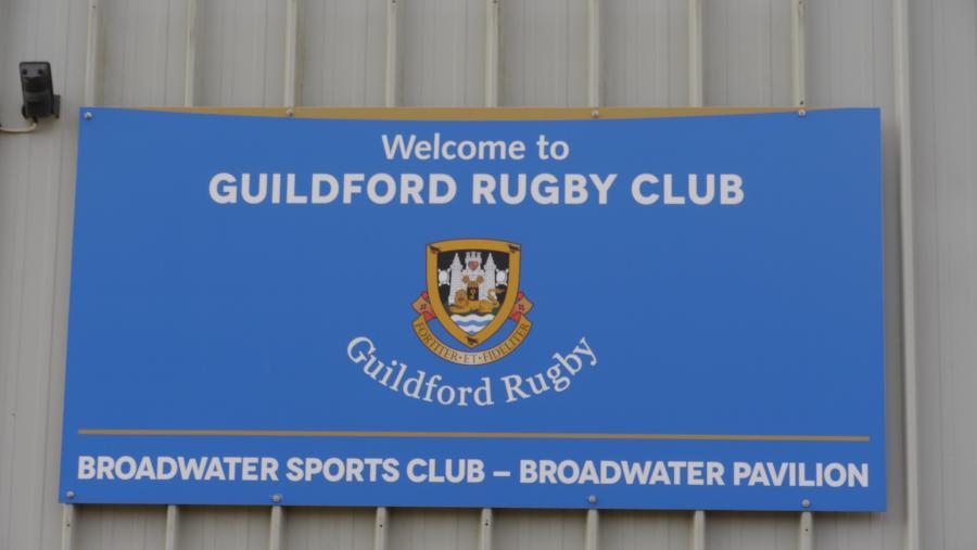 Front Road Sign Sponsor