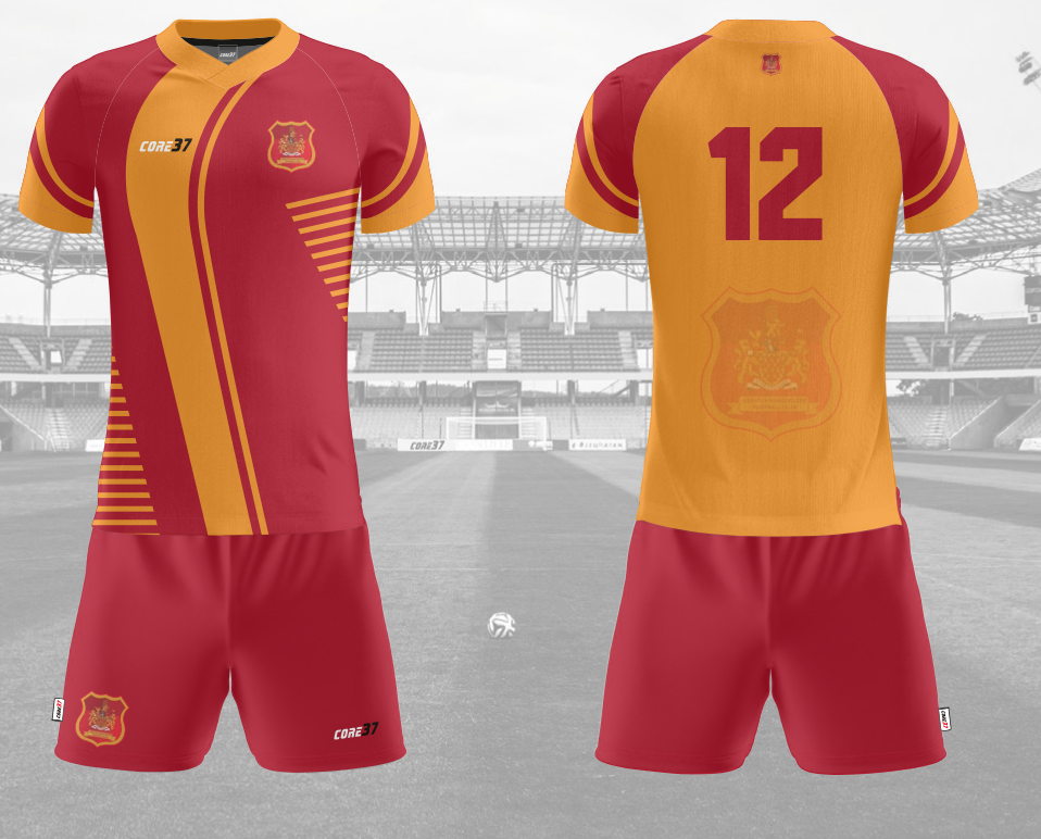 Womens First Team Home and Away Kit