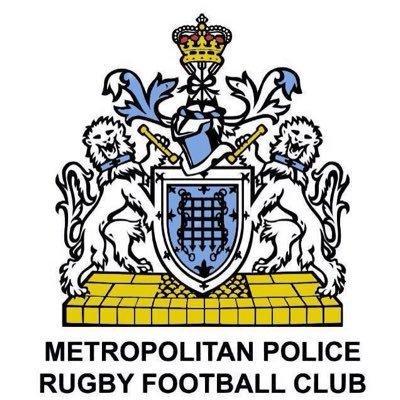 SNAP Sponsorship - Rugby Club - Met Police